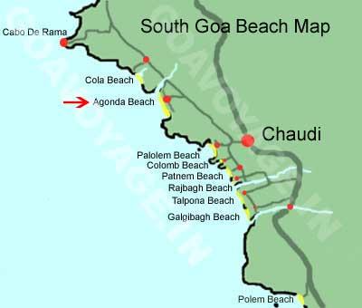 south-goa-beach-map-agonda-location